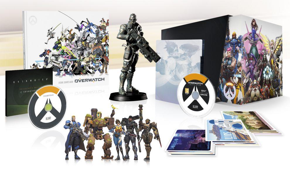 Overwatch edycja kolekcjonerska